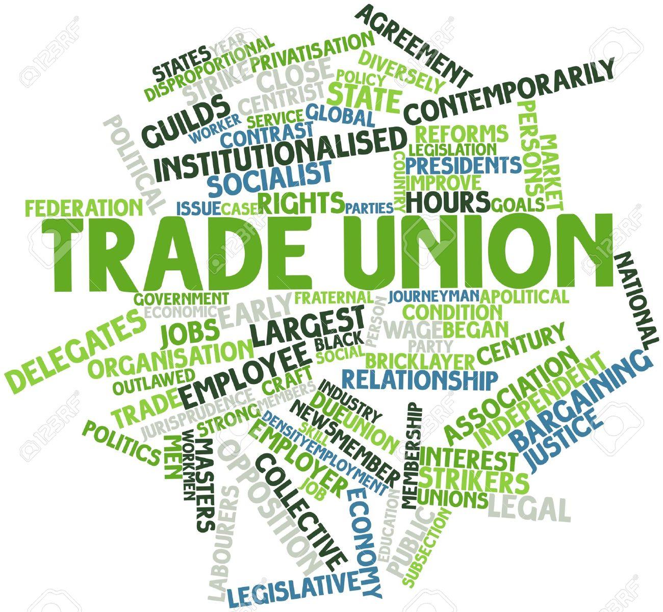 Labour union clipart.
