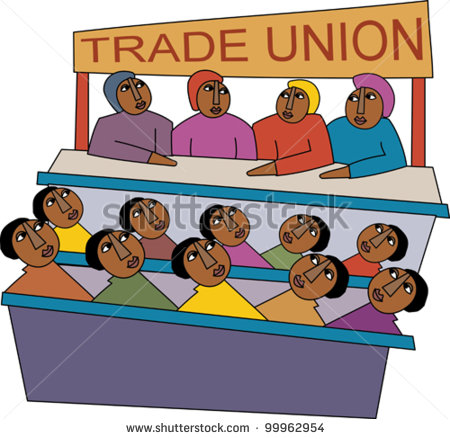Trade Union Stock Photos, Royalty.
