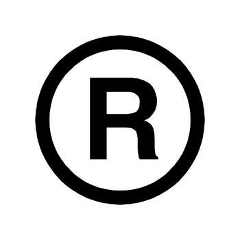 Trademark Clipart.