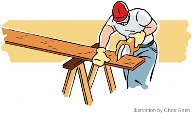 Building trades clipart.
