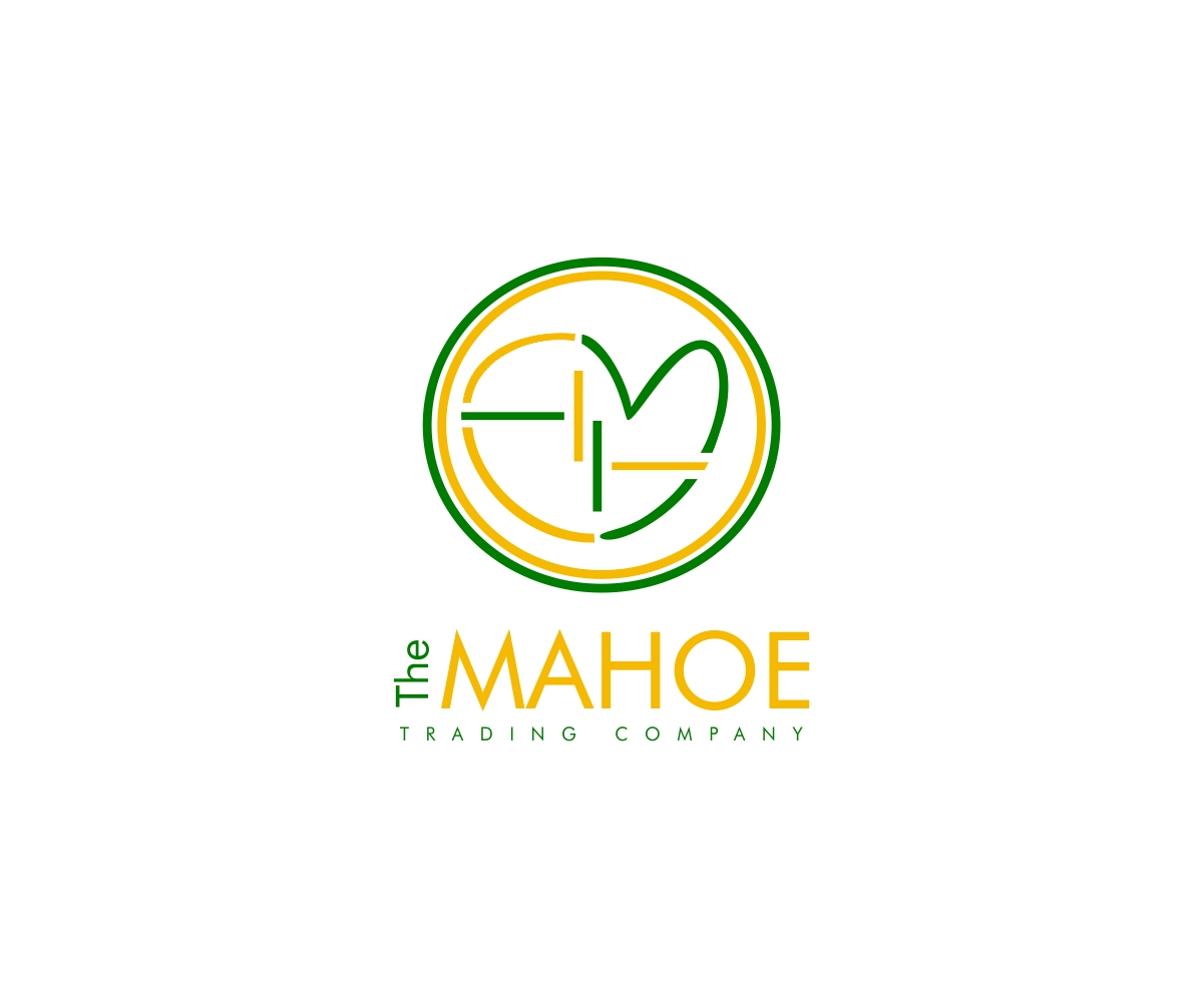 It Company Logo Design for The Mahoe Trading Company by.