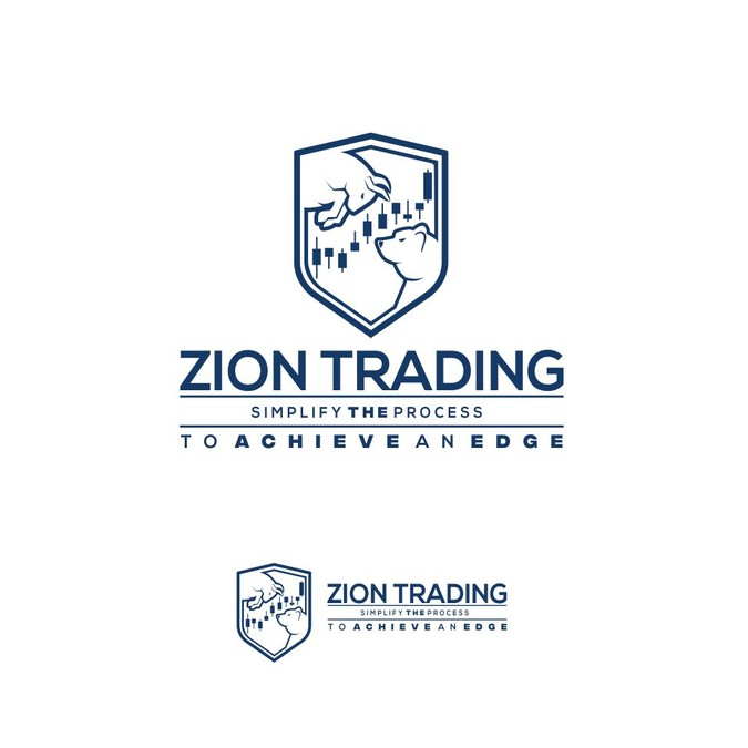 Design an awesome logo for Zion Trading!.