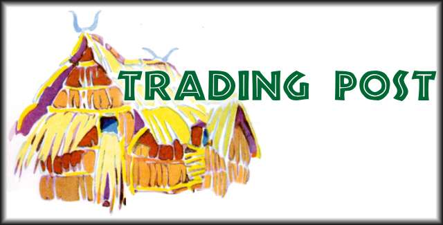 Trading Post Clipart.