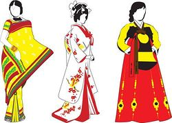 Traditional Clip Art Images.