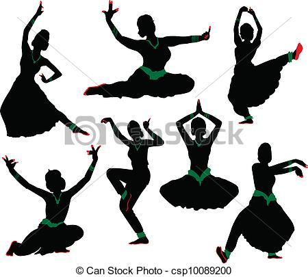 Line Dancer Clipart.