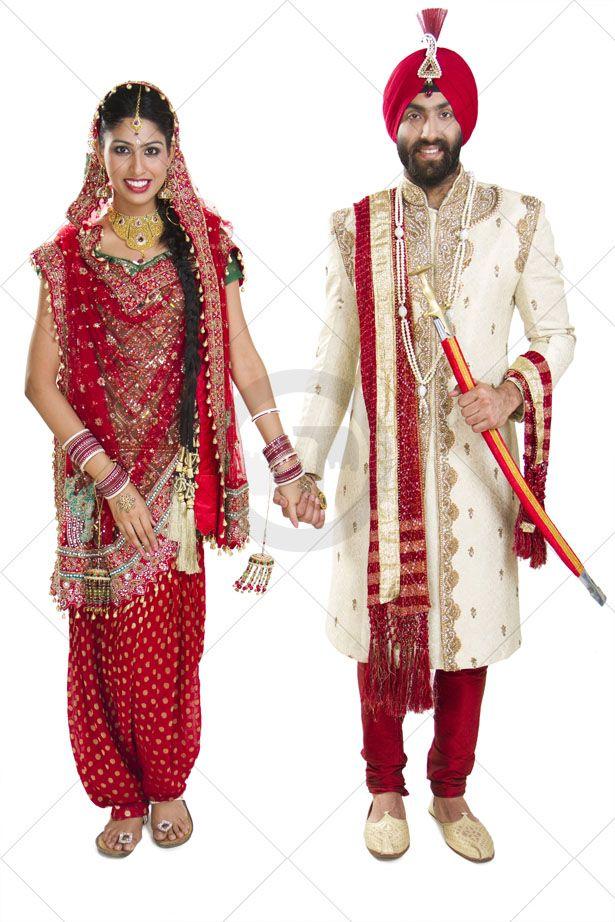 punjabi costume images.