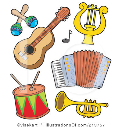 Instruments clipart.