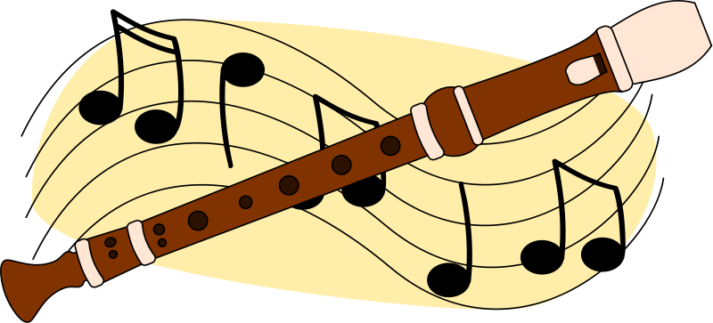 Wind Instrument Clipart.