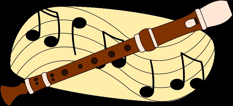 Wind Instrument Clipart.