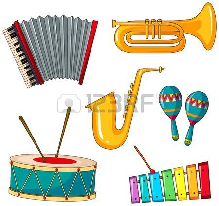 65,727 Musical Instrument Stock Vector Illustration And Royalty.