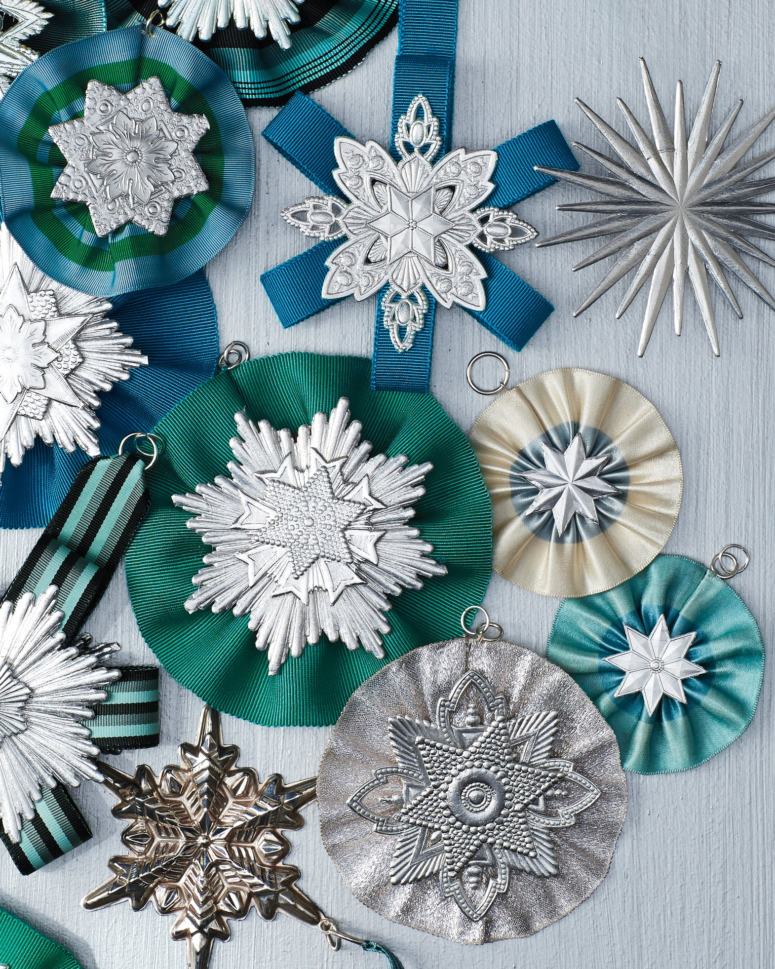 24 of Our Most Memorable DIY Christmas Ornaments.