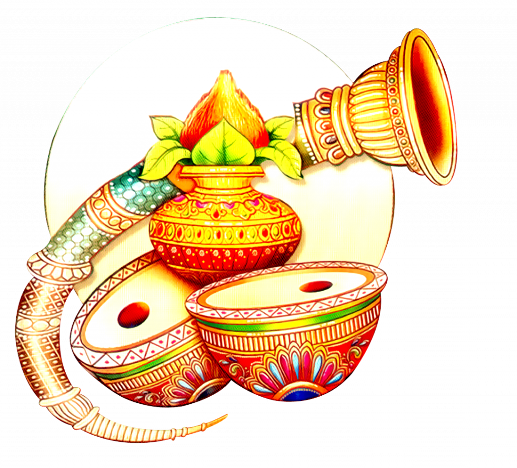 Indian Wedding Clipart Png.