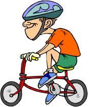 Clipart fahrradtour.