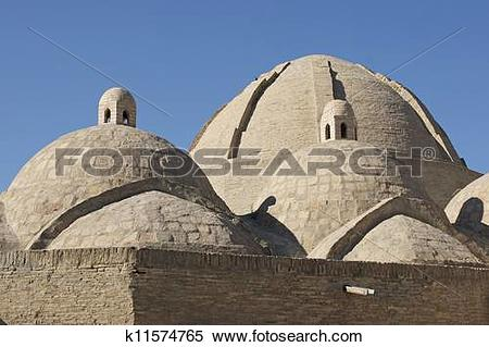 Stock Image of Toqi, traditionelle M?rkte, Buchara k11574765.