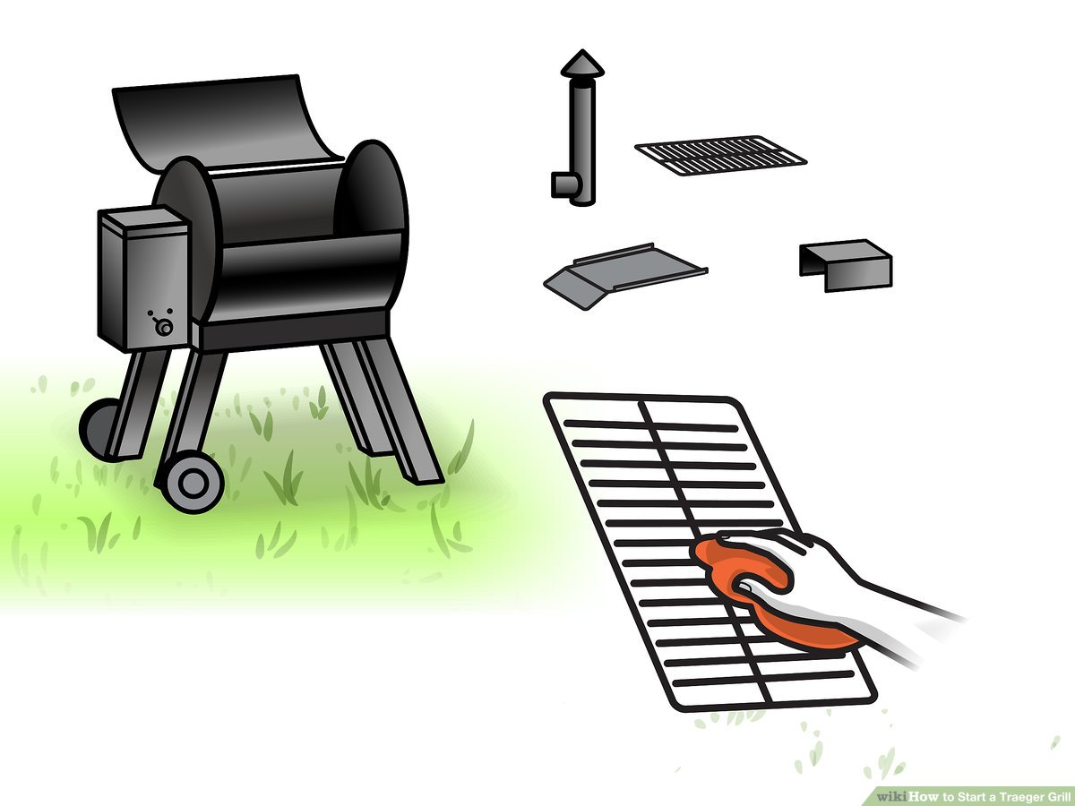 How to Start a Traeger Grill (with Pictures).