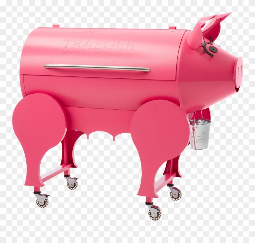 Clipart Pig Bbq.