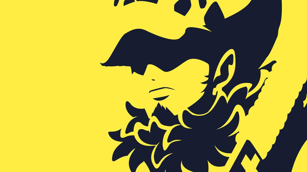 Trafalgar Law Logo.