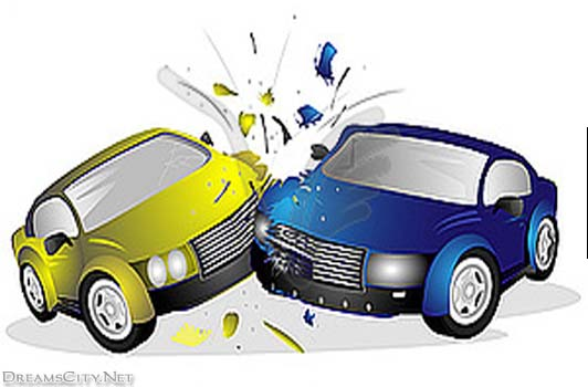 Car accident clipart #10