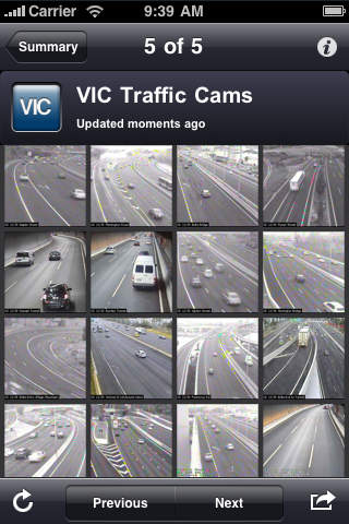 Traffic Cameras + Toll and Travel Information on the App Store.