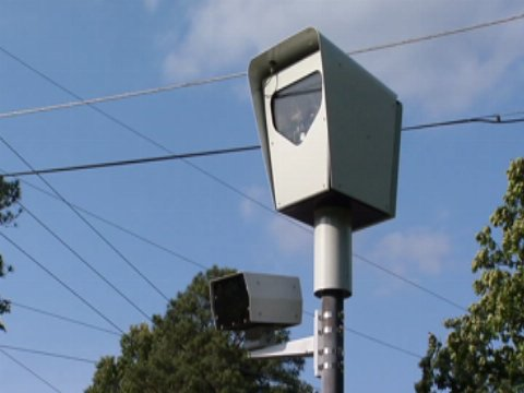 Center Point residents fired up over traffic cameras.