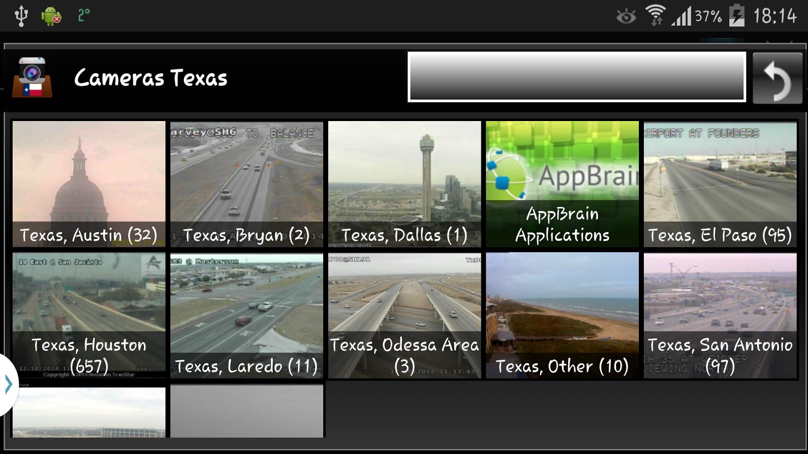 Cameras Texas.