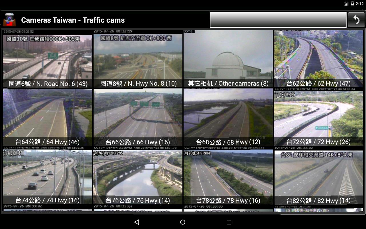 Cameras Taiwan.