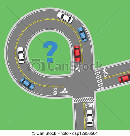Traffic circle Clipart Vector and Illustration. 5,901 Traffic.