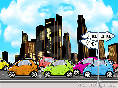 Traffic Clip Art Images.