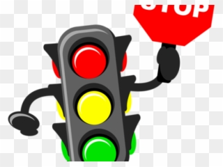 Traffic Light Clipart Street Corner.