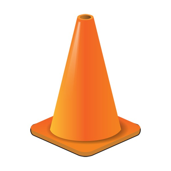 Traffic Cone Clipart.