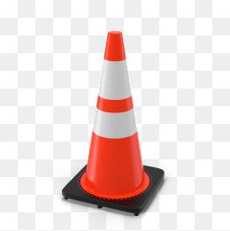 Traffic Cone, Traffic Cone, Traffic Cone #36393.