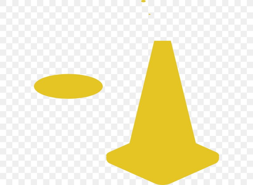 Traffic Cone Priority Signs Clip Art, PNG, 600x599px.