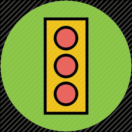 Road light, road signals, traffic control signal, traffic lamp.