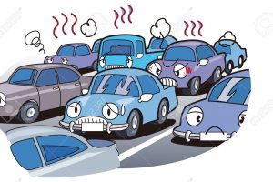 Traffic jam clipart 3 » Clipart Station.
