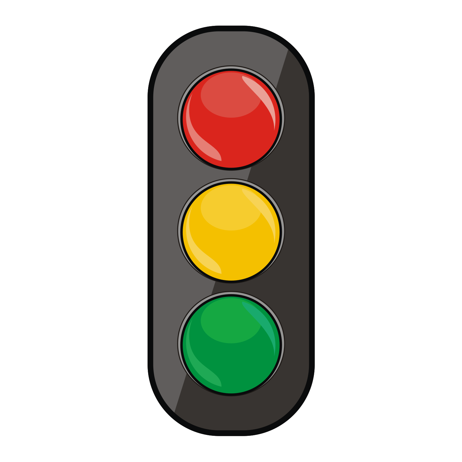 Traffic light clipart free download.