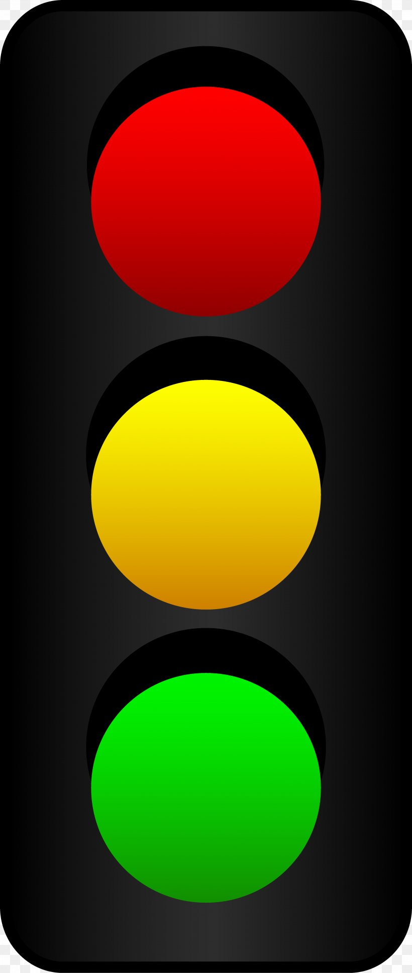 Traffic Light Yellow Clip Art, PNG, 3782x8933px, Traffic.