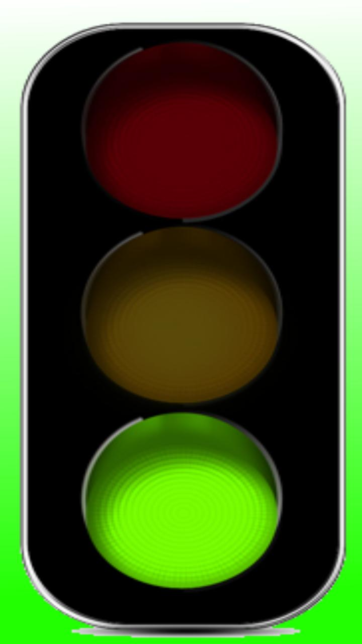 Green Traffic Light Clipart.