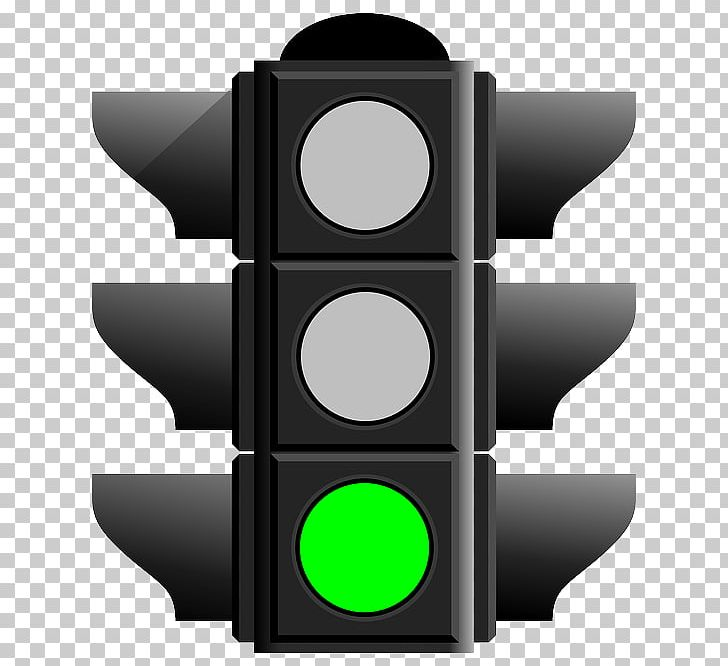 Traffic Light Green PNG, Clipart, Cars, Green, Public Domain.