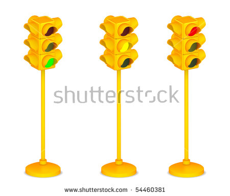 Traffic Light Icon Stock Photos, Royalty.