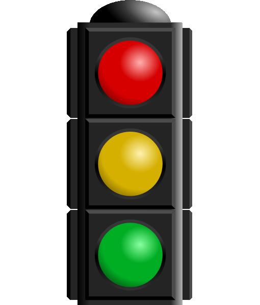 Traffic Light PNG Image.