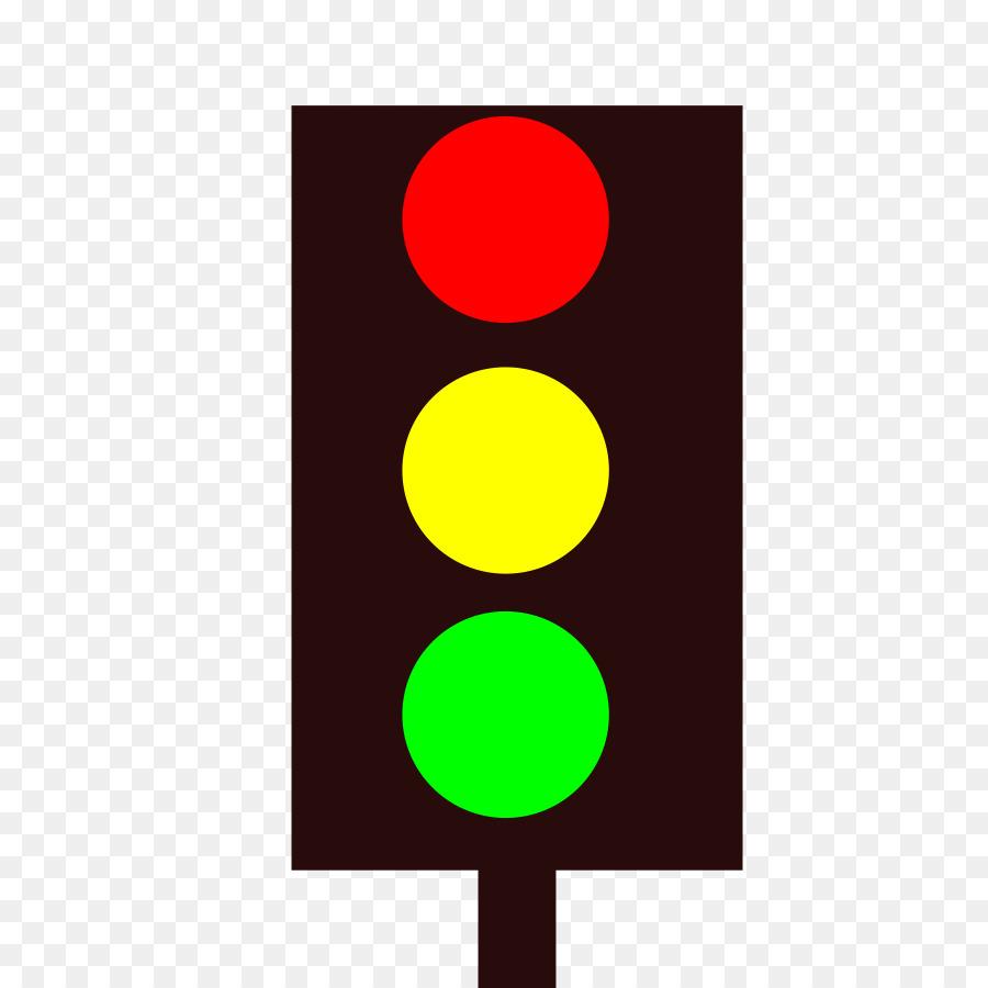 Traffic Light Cartoon.