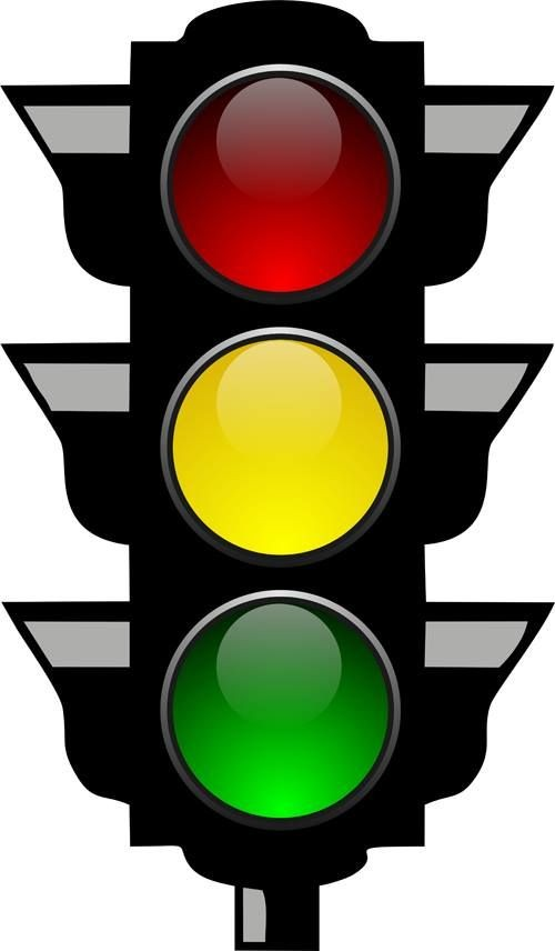 Traffic light clipart Awesome 7 best Road Signs images on.