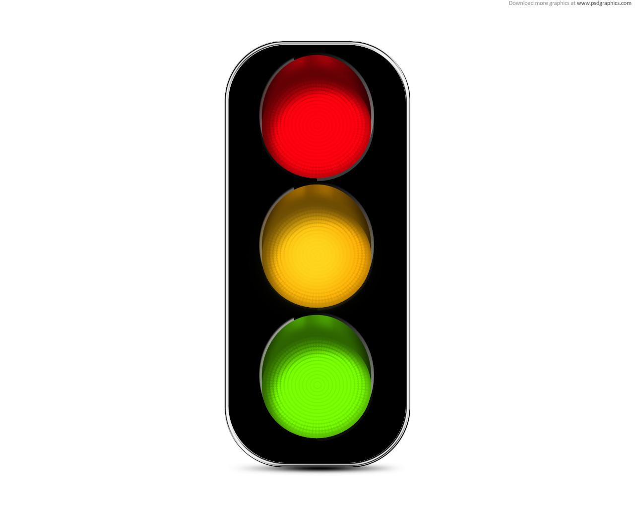 Traffic Signal Lights Clipart.