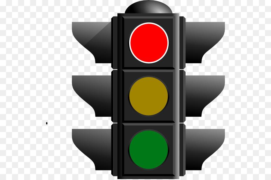 Traffic Light Cartoon png download.