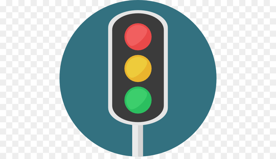 Traffic Light Cartoon png download.
