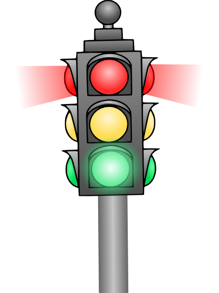 Free to Use & Public Domain Traffic Light Clip Art.