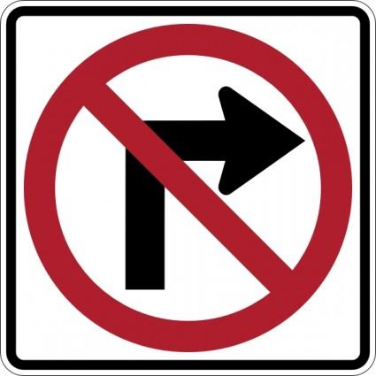 Road sign clip art free.