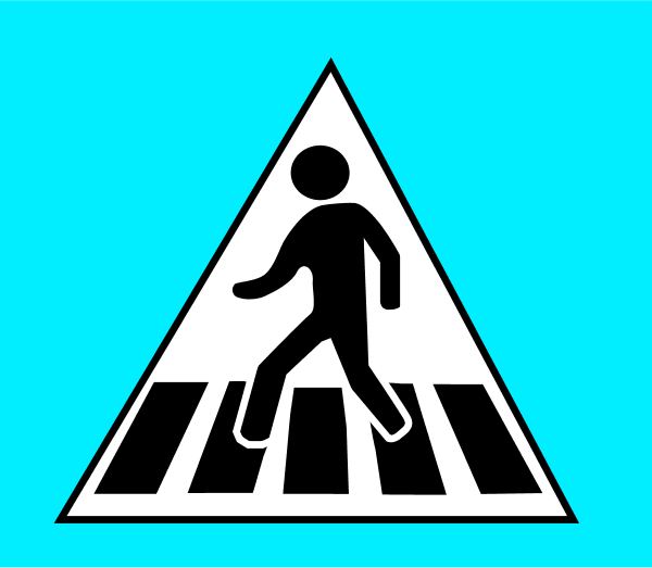 Warning Sign clipart.