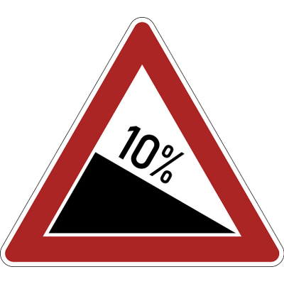 Traffic Signs transparent PNG images.