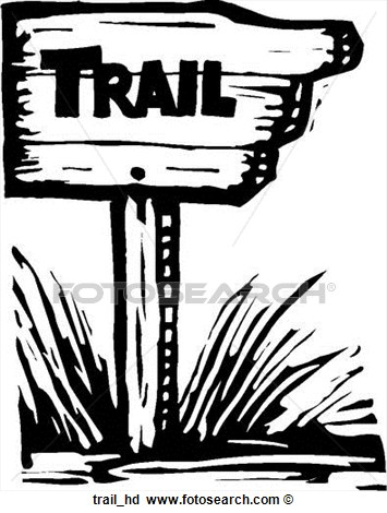 Trail Clip Art Free.